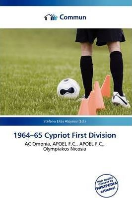 1964-65 Cypriot First Division