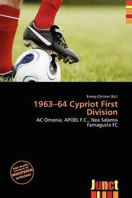 1963-64 Cypriot First Division
