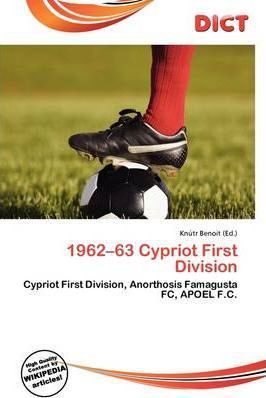 1962-63 Cypriot First Division