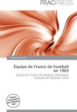 Quipe de France de Football En 1963