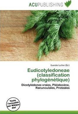 Eudicotyledoneae (Classification Phylog N Tique)