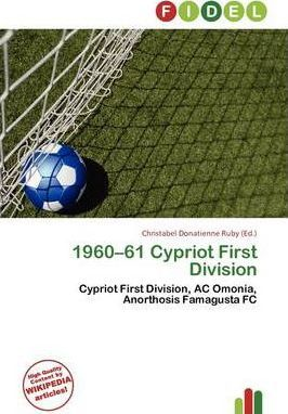 1960-61 Cypriot First Division