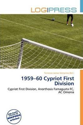 1959-60 Cypriot First Division