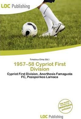 1957-58 Cypriot First Division