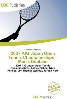 2007 Aig Japan Open Tennis Championships - Men's Doubles