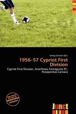 1956-57 Cypriot First Division