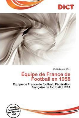 Quipe de France de Football En 1958