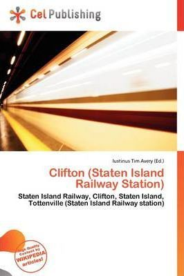 Clifton (Staten Island Railway Station)
