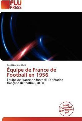 Quipe de France de Football En 1956