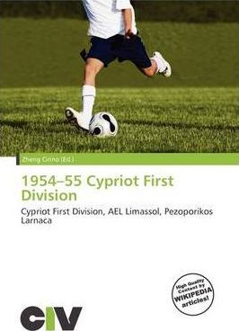 1954-55 Cypriot First Division