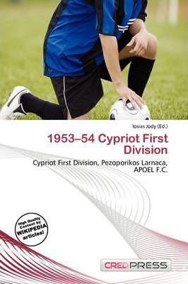 1953-54 Cypriot First Division
