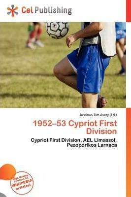1952-53 Cypriot First Division