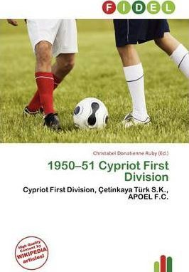 1950-51 Cypriot First Division