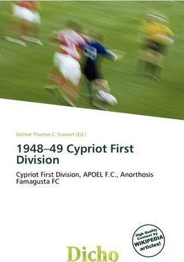 1948-49 Cypriot First Division