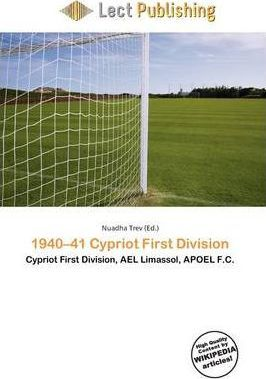1940-41 Cypriot First Division