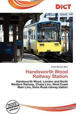 Handsworth Wood Railway Station