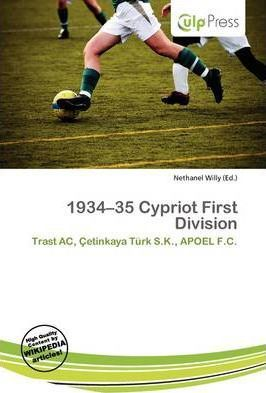 1934-35 Cypriot First Division
