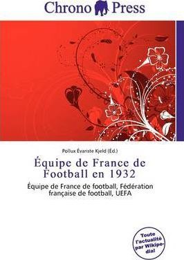 Quipe de France de Football En 1932