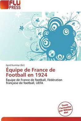Quipe de France de Football En 1924
