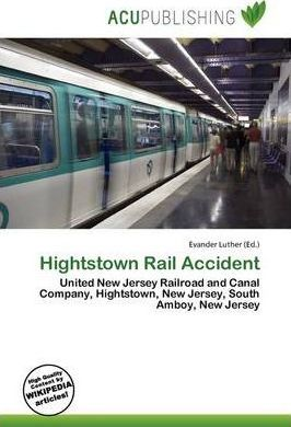 Hightstown Rail Accident