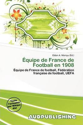Quipe de France de Football En 1908