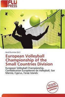 European Volleyball Championship of the Small Countries Division