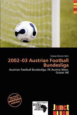 2002-03 Austrian Football Bundesliga