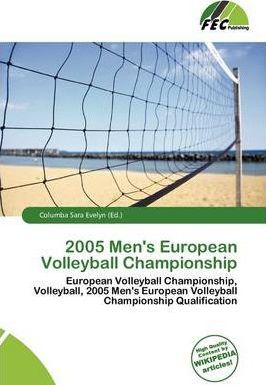 2005 Men's European Volleyball Championship