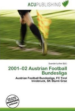 2001-02 Austrian Football Bundesliga