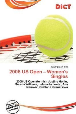 2008 Us Open - Women's Singles