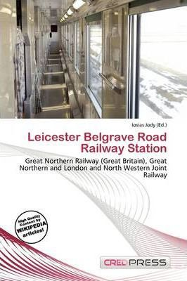 Leicester Belgrave Road Railway Station