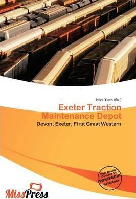 Exeter Traction Maintenance Depot