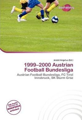 1999-2000 Austrian Football Bundesliga