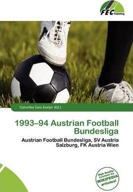 1993-94 Austrian Football Bundesliga