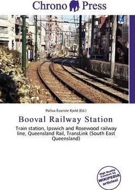 Booval Railway Station