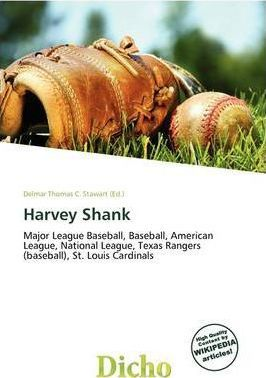 Harvey Shank