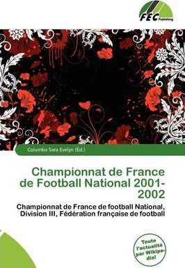 Championnat de France de Football National 2001-2002