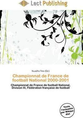 Championnat de France de Football National 2000-2001