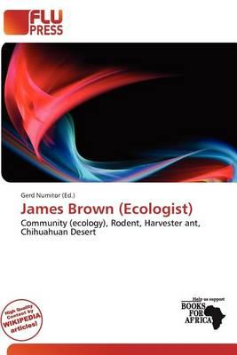 James Brown (Ecologist)