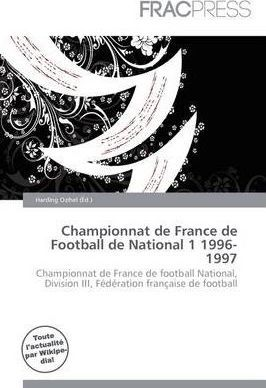 Championnat de France de Football de National 1 1996-1997