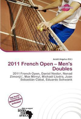 2011 French Open - Men's Doubles