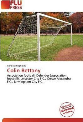 Colin Bettany