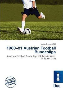1980-81 Austrian Football Bundesliga