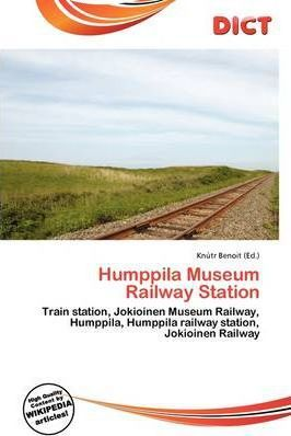 Humppila Museum Railway Station