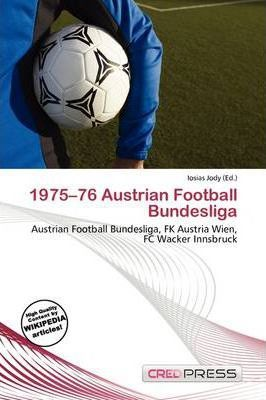 1975-76 Austrian Football Bundesliga
