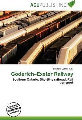 Goderich-Exeter Railway