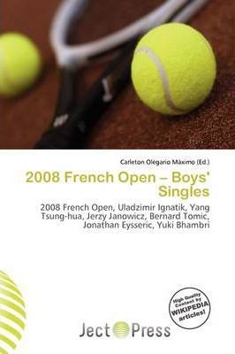 2008 French Open - Boys' Singles