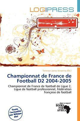 Championnat de France de Football D2 2004-2005