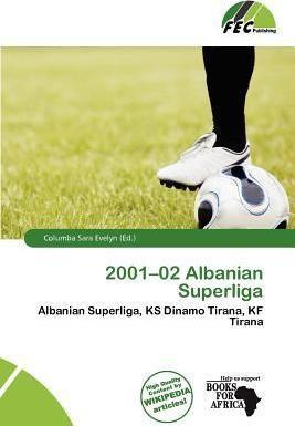 2001-02 Albanian Superliga