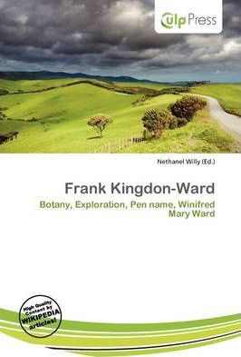 Frank Kingdon-Ward